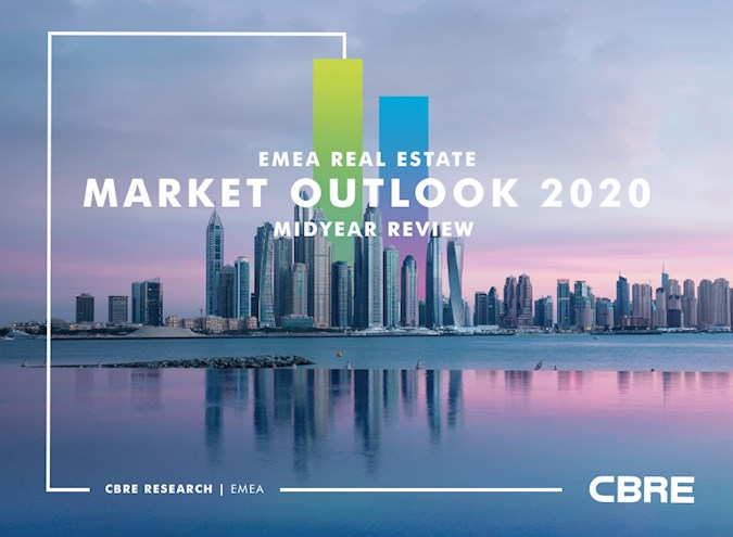 EMEA Real Estate Market Outlook 2020: Midyear Review