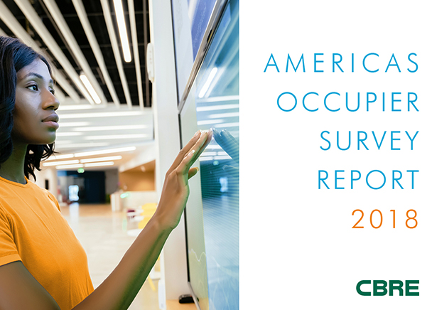 Majority Of Corporations Anticipate Rolling Out Unassigned Seating Plans And Mobile Apps To Enhance The Workplace Experience In Next Three Years, According To CBRE Survey